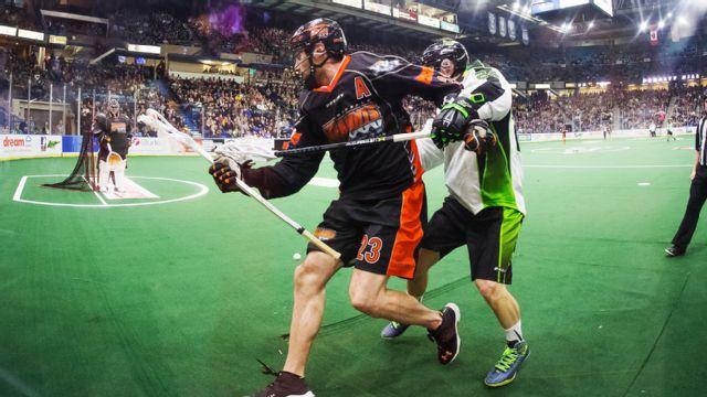 Saskatchewan Rush vs. Buffalo Bandits (Champion's Cup Finals, Game 1)