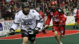 Edmonton Rush vs. Calgary Roughnecks (West Division Finals)