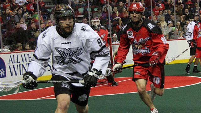 Edmonton Rush vs. Calgary Roughnecks (West Division Finals)