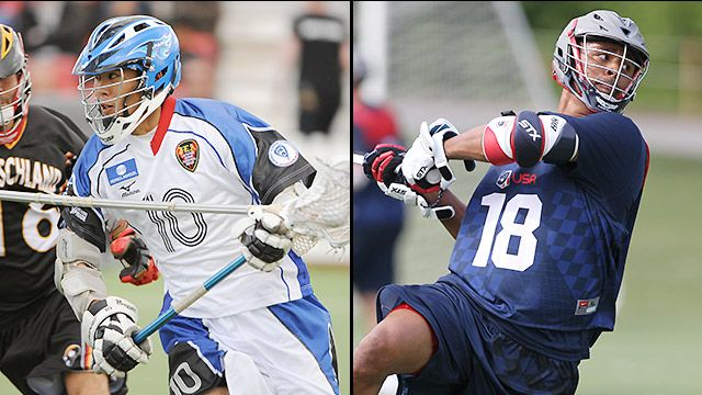 Japan vs. United States (World Lacrosse Championship)