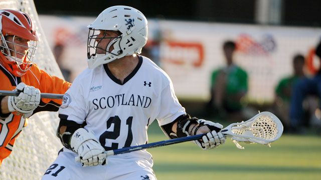 Finland vs. Scotland (World Lacrosse Championship)