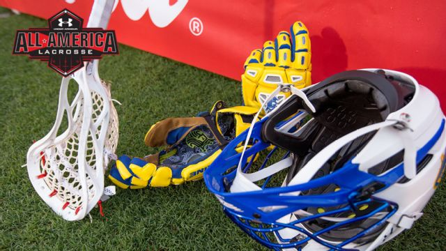 North vs. South (Under Armour All America Lacrosse) (re-air)