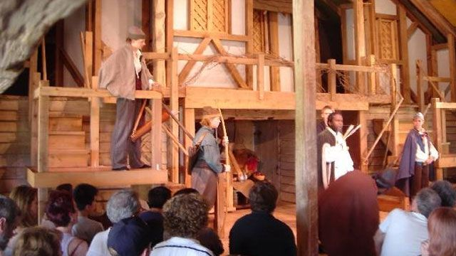 SHAKESPEARE AT WINEDALE