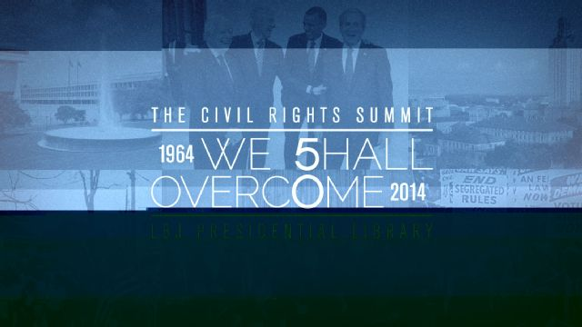 2014 LBJ Civil Rights Summit: Barack Obama