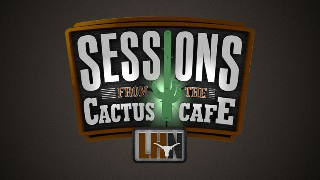 Cactus Cafe: Brian Pounds