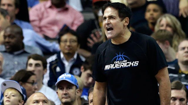 UT Presents: Mark Cuban