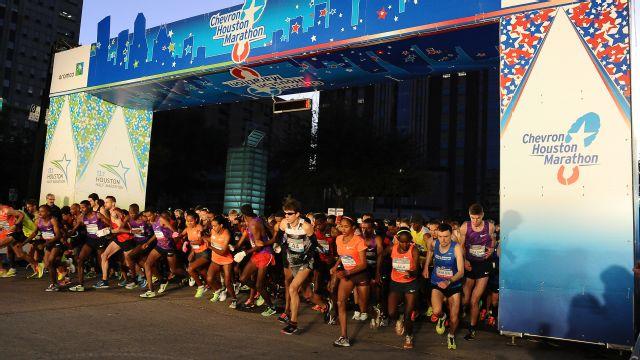 2017 Houston Marathon