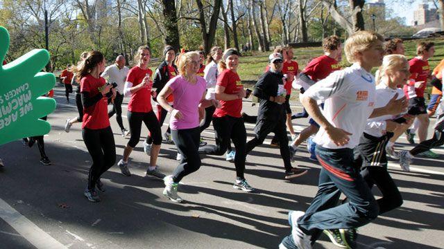 2014 New York City Half Marathon