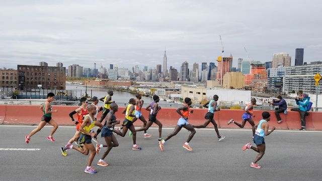 2014 TCS New York City Marathon: Countdown to the Starting Line