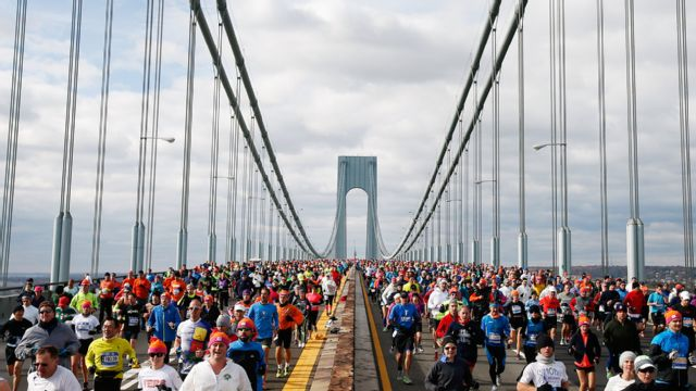 In Spanish - 2015 TCS New York City Marathon