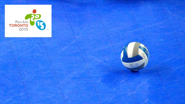 2015 Pan American Games: Men's Volleyball