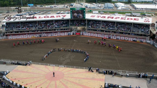 Calgary Stampede - Rodeo (Day 1)