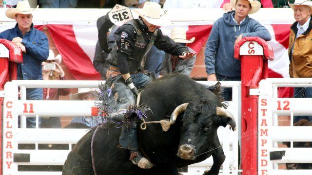 Calgary Stampede - Rodeo (Championship Round)