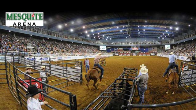 Mesquite Championship Rodeo Series