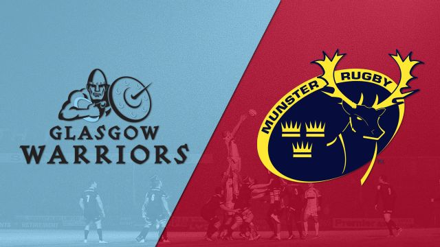 Glasgow Warriors vs. Munster (Champions Cup)
