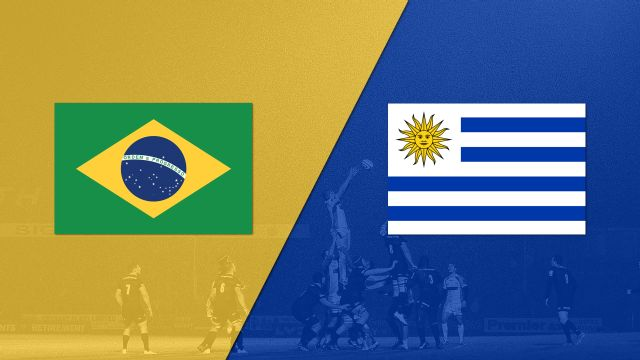 Brazil vs. Uruguay (Americas Rugby Championship)