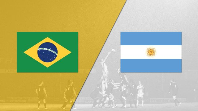 Brazil vs. Argentina (Americas Rugby Championship)