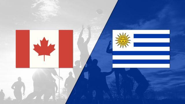 Canada vs. Uruguay (Americas Rugby Championship)