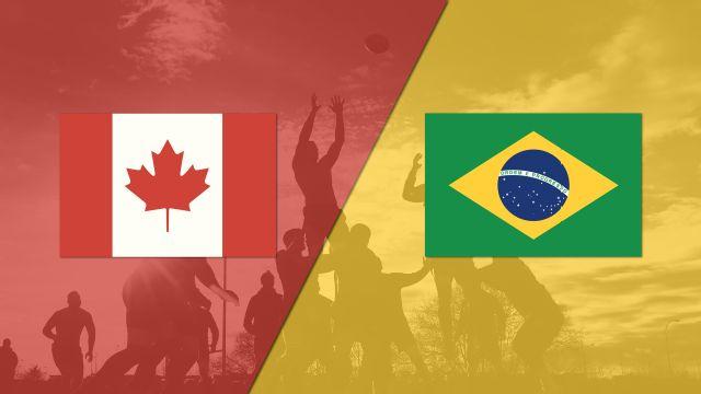 Canada vs. Brazil (Americas Rugby Championship)