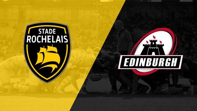 La Rochelle vs. Edinburgh Rugby (Quarterfinals) (European Challenge Cup)