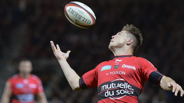 Scarlets vs. Toulon (European Rugby)