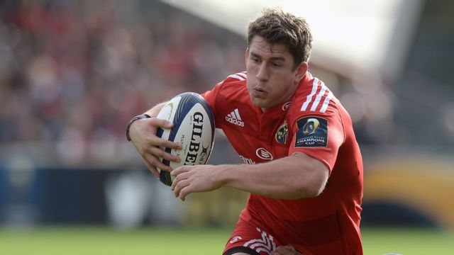 Munster vs. Saracens (European Rugby)