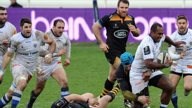 Castres Olympique vs. Wasps (European Rugby)