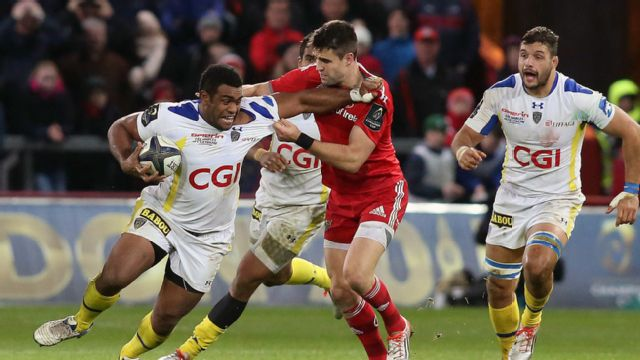 Munster vs. Asm Clermont Auvergne (European Rugby)