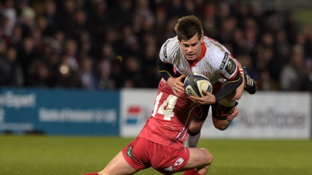Ulster vs. Scarlets (European Rugby)