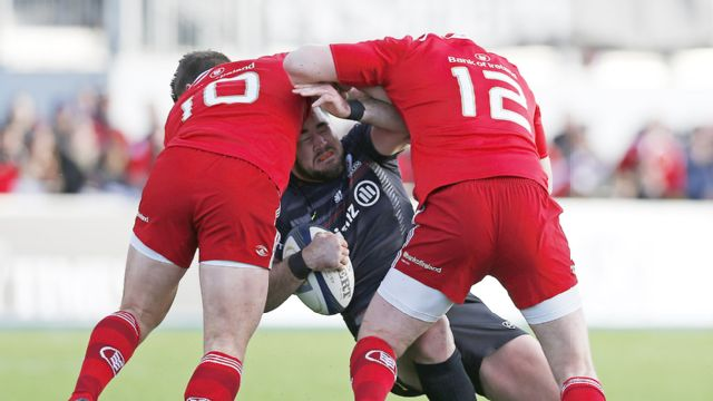 Sale Sharks vs. Munster (Round 6) (European Rugby)