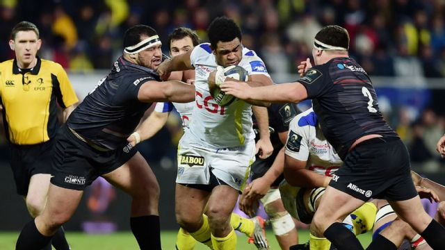 Saracens vs. Clermont (Semifinal) (European Rugby)