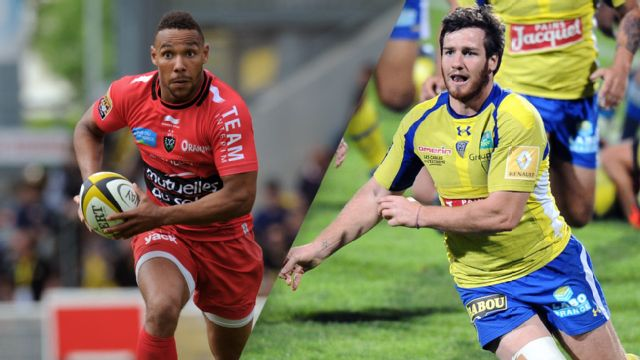 Toulon vs. Clermont (Final) (European Champions Cup)