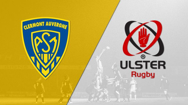 Clermont vs. Ulster (European Champions Cup)