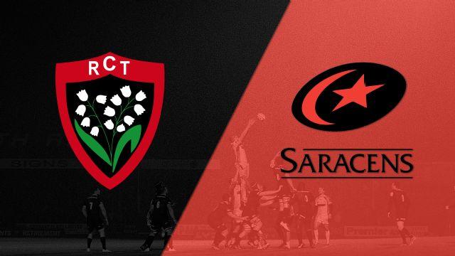 Toulon vs. Saracens (European Champions Cup)