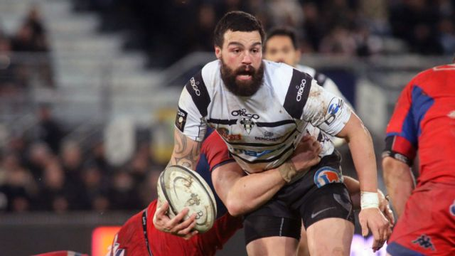 Brive vs. La Rochelle (French Rugby)