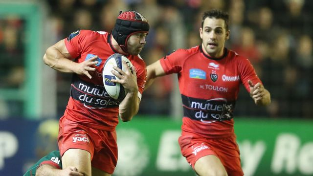 Toulon vs. Bordeaux-Begles (French Rugby)