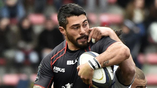 Toulouse vs. Oyonnax (French Rugby)