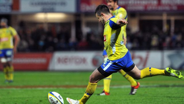 Clermont vs. Stade Francais (French Rugby)