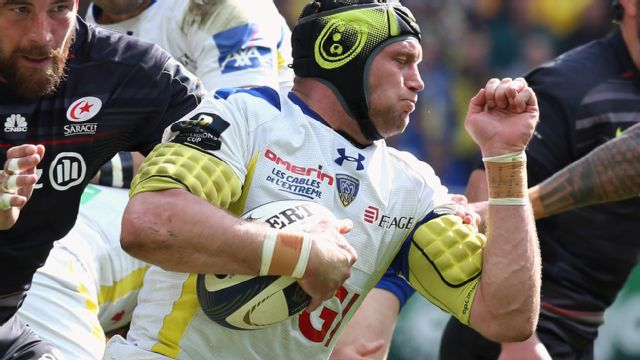 Clermont vs. Castres (French Rugby)