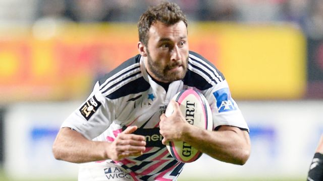 Stade Francais vs. Brive (French Top 14 Rugby)