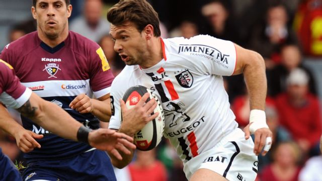 Oyonnax vs. Toulouse (French Rugby)