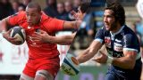 Toulouse vs. Racing 92 (French Rugby)