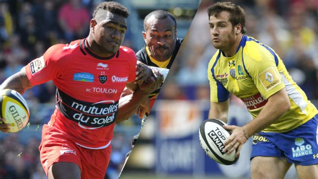 Toulon vs. Clermont (French Rugby)