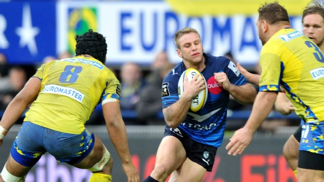Montpellier vs. Clermont (French Rugby)