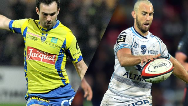 Clermont vs. Montpellier (French Rugby)