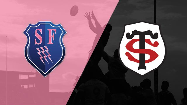 Stade Francais vs. Toulouse (French Rugby)
