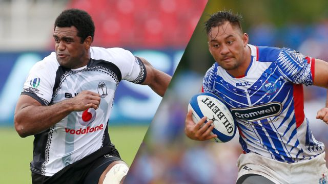 Fiji vs. Samoa (Pacific Nations Cup)