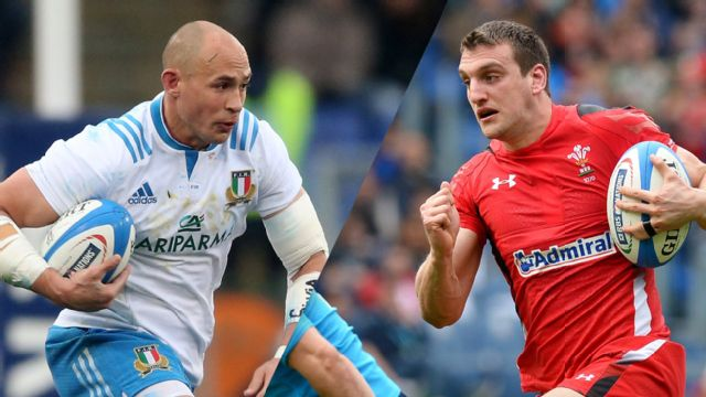 Italy vs. Wales (International Rugby)