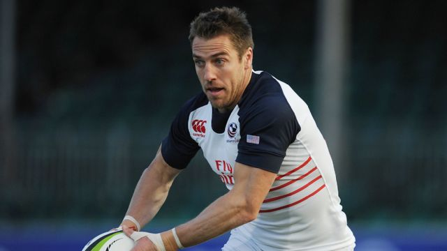 Harlequins vs. USA (International Rugby)