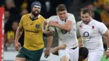 England vs. Australia (International Rugby)